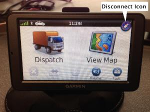 Garmin Disconnect Icon