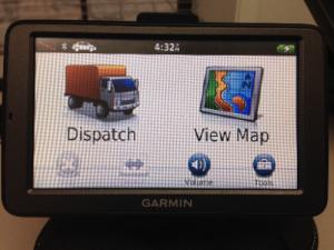 Garmin Dispatch