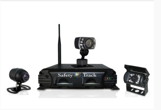 Safety Track GPS video camera